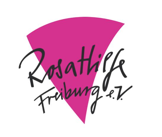 Logo der Rosa Hilfe e.V.